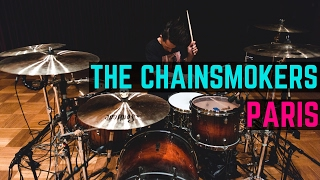 The Chainsmokers - Paris | Matt McGuire Drum Cover