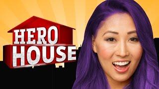 SUPERHERO CITY BEGINS! (Maricraft: Hero House)