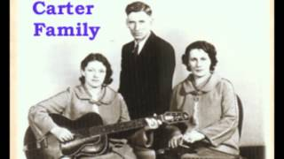 The Original Carter Family - You're Gonna Be Sorry You Let Me Down (1941).**