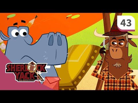 Sherlock Yack - Episode 43 - Who fooled the Hippopotamus?