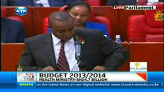 Full Kenya Budget Speech