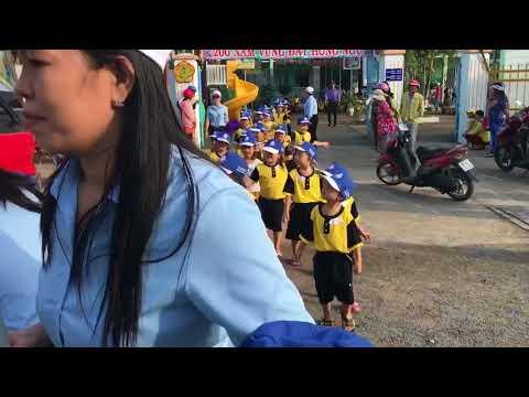 Trường MGPAT đi tham quan quảng trường VÕ NGUYÊN GIÁP