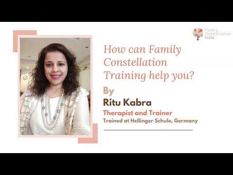 Family Constellation Training - YouTube