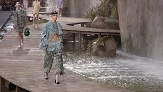 #6-Spring-Summer 2018 Ready-to-Wear CHANEL Show...