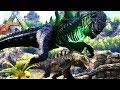 Virei Um Beb Godzilla King Kong Est Chegando Ark Surviv