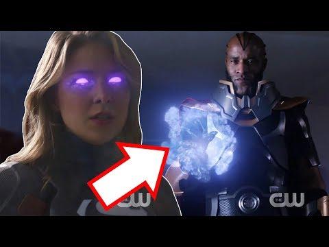 Supergirl Season 4 Ending Explained & Crisis on Infinite Earths! - Supergirl Season 5