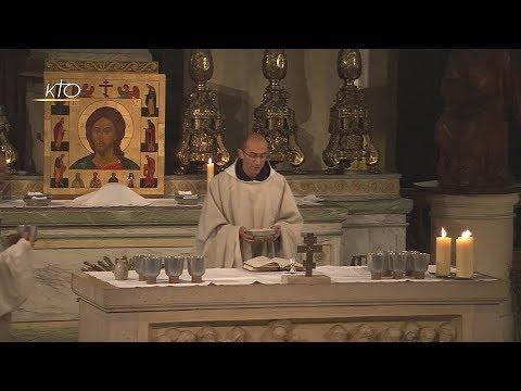 Vêpres et messe du 2 septembre 2017