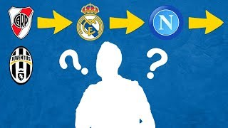 Can You Guess The Footballer From Their Transfers?(Part 3) | Football Quiz - Video Youtube