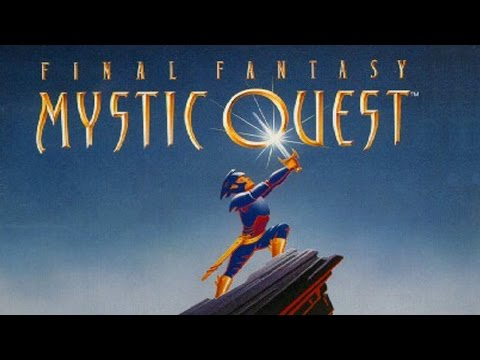 Final Fantasy Mystic Quest Walkthrough Longplay 1/2