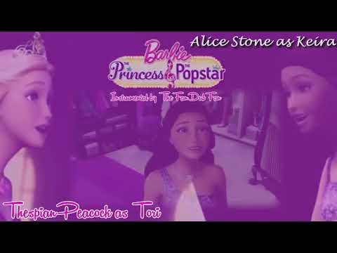 """Princess & The Popstar """"I Wish I Had Her Life"""" (Collab w/ThespianPeacock)"""