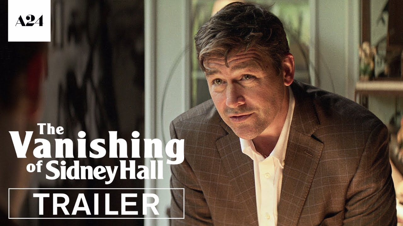 Trailer för The Vanishing of Sidney Hall