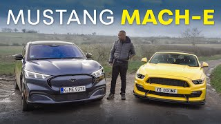 NEW Ford Mustang Mach-E Review: Is it a REAL Mustang?