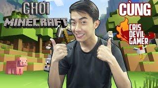 Chơi Minecraft cùng CrisDevilGamer | Event Tết