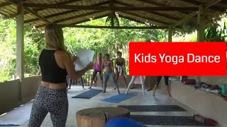 Yoga Dance for Children