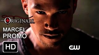 The Originals Marcel Promo