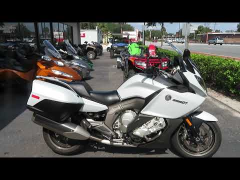2012 BMW K 1600 GT in Sanford, Florida - Video 1