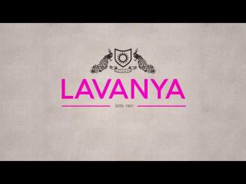 Lavanya Georgette Flared Top With Shrug Pant Set