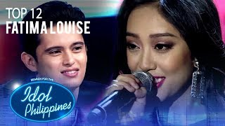"""Fatima Louise performs """"Limang Dipang Tao"""" 