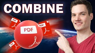 How to Merge PDF Files into One for FREE