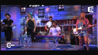 "Sheppard ""Let me down easy"" - C à vous - 09/09/2014"