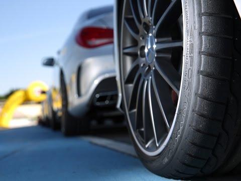 Reifentest - High-Performance-Reifen im Test - Was leisten die Sportwagen-Reifen