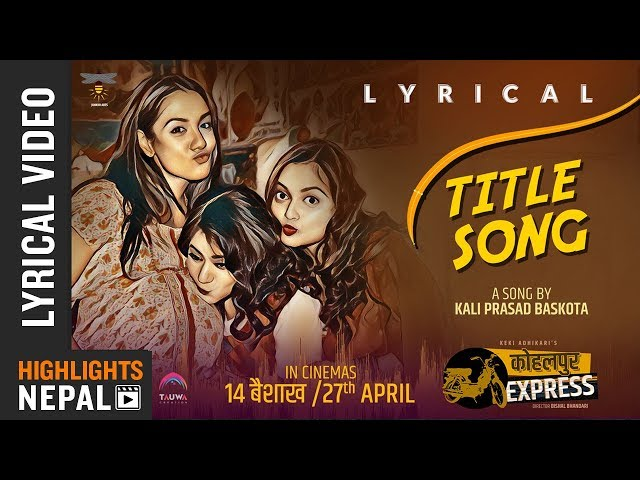 Thumnail of KOHALPUR EXPRESS Title Song