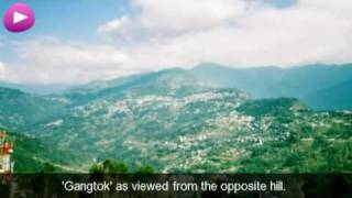 preview picture of video 'Gangtok Wikipedia travel guide video. Created by http://stupeflix.com'