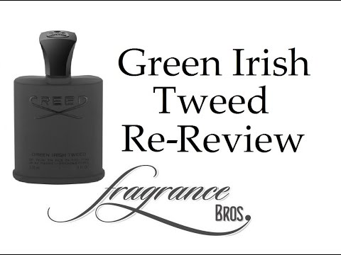 Creed Green Irish Tweed Re-review! Best fragrance ever?