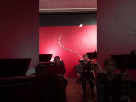 Alain Middleton: « Music in Klezmer Modes » (2017) world Premiere