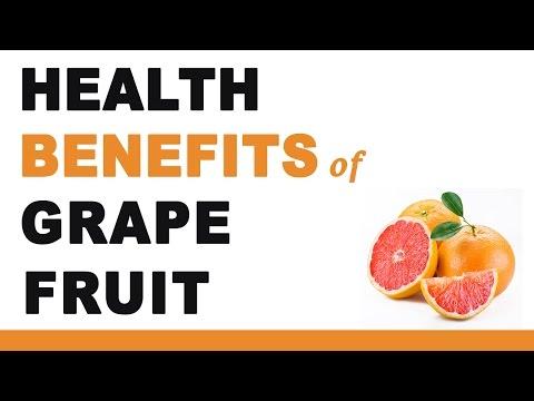 Video Health Benefits of Grapefruit