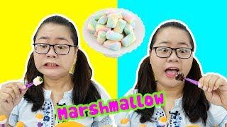 ĐỒ CHƠI TRANG TRÍ KẸO MARSHMALLOW   Troll Chị Cà Chua