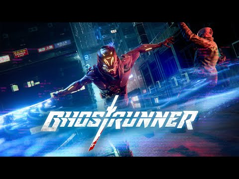 Trailer Cinématique de GhostRunner