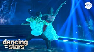 Kenya Moore's Contemporary – Dancing with the Stars