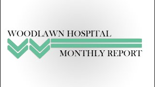 Woodlawn Hospital Report - 7-24-19