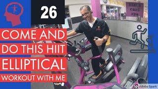 Ultimate Elliptical Workout - work out with Dr. Carlo Oller