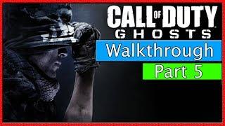 "Call Of Duty Ghosts Walkthrough Part 5 | ""Call Of Duty Ghost Walkthrough"" by iMAV3RIQ"