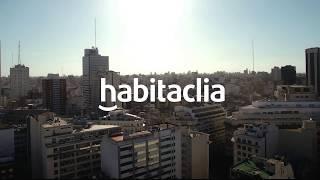 En el spot Habitaclia!