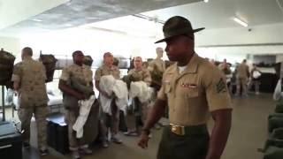 Drill Instructors From Hell - USMC