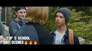 TOP 5 SCHOOL FİGHT SCENES