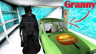 10 funny moments in Granny The Horror Game    Experiments with Granny