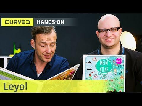 Leyo von Carlsen: Kinderbücher mit digitalem Anschluss | deutsch