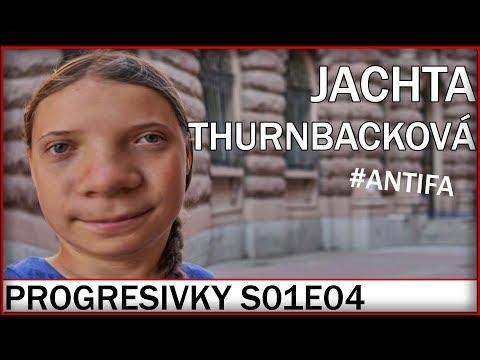Thunbergovka zase jede.. pluje? - Progresivní zprávy | S01E04 | 7.8.2019