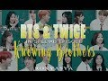 Download Lagu BTS & TWICE in Knowing Brothers show  #bangtwice fmv  Mp3 Free