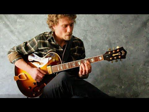 Au Privave (240 BPM) - Ben Martin (Guitar)