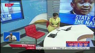 KTN News Prime full bulletin - State of the Nation address - 15/3/2017