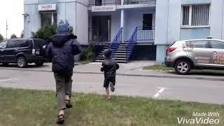 """Фильм про 2 мировую войну для детей. 1 чясть. Прикольная короткометражка. """"Побег изтюрьмы"""""""