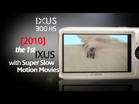 Canon IXUS 1000 HS Digital Camera REVIEW