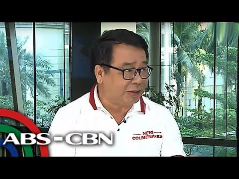 [ABS-CBN]  Colmenares: Duterte has not fulfilled his campaign promises