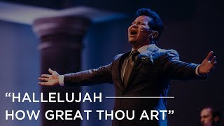 Hallelujah + Cuán Grande Es Él (Bilingual)   New Wine Music