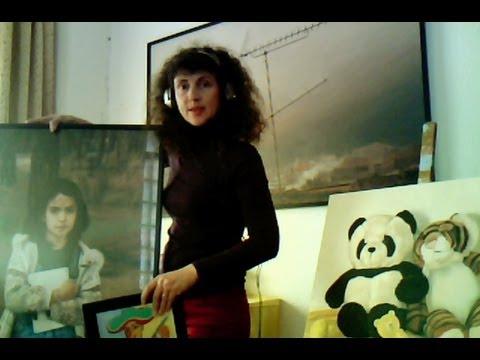 CÓMO ENMARCAR Y CONSERVAR DIBUJOS Y PINTURAS. Framing and keep drawings and paintings. Tips.
